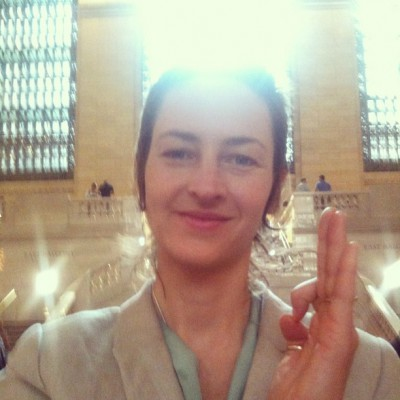 JUNE 17th: Feeling nothing but Love today!  -Eliza Starbuck #loveblaster #grandcentralmagic