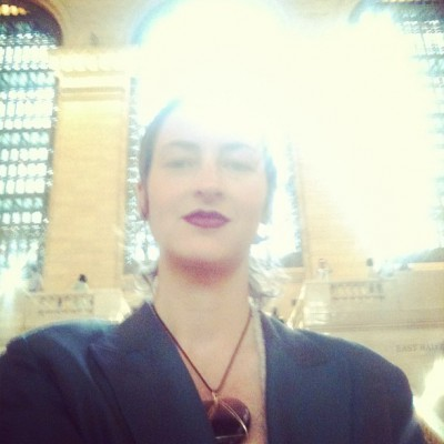 JUNE 2nd: Magic. Magic. Magic Grand Central.  -Eliza Starbuck #loveblaster #grandcentral