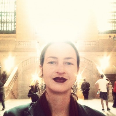JUNE 4th: Love. Space. Magic. Grand Central.  -Eliza Starbuck #loveblaster #grandcentralmagic